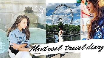 EXPLORE MONTREAL| DAY 1 | TRAVEL DIARY | TORONTO TO MONTREAL #traveldiary #travel #explore