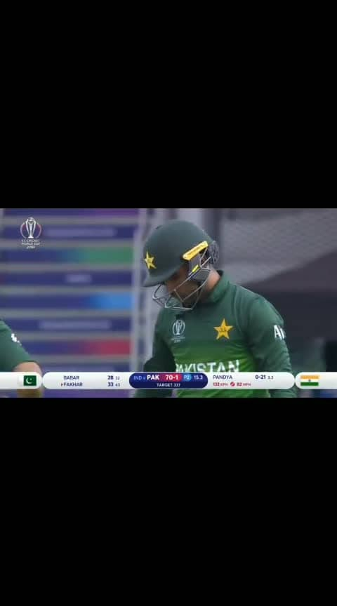 big partnership Baber Pak 100runs