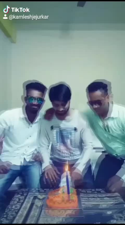 ##My birthday celebrations ##at akkalkot