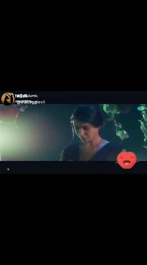 #shravani 😍 #majili  #majili_superb_scenes  #majilmoviehighlights    #majili_songs  #bgmlovers  #shravani  ❤️❤️ #samanthaakkineni #nagachaitanyaakkineni #priyathama_priyathama #beutifulsong