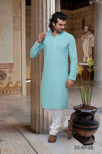 #VivahCollection #Kurta With #OffwhiteBottom #chikankurta #Indianlook #chikankari #withcolours #Trendy #Biege #Firozi-white #indianwedings #lookgoodfeelgood #betraditional #whiteloverforever #forRich & #RoyalLook to Know more details whatsapp on 919820936178