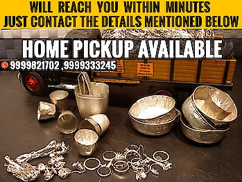 Sell your silver and earn instant money with only us. We at cash for silver are the best silver buyers in the Delhi, Noida, Gurgaon. We have more establishments in all the small and large neighborhoods of this region. If you are interested to know about the services, visit us now and also call us.  https://www.cashfordiamond.co.in/cash-for-gold-in-gtb-nagar.php