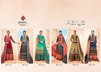 CatalogAARYA Pcs6 AVG. Price995 Full Price5970 Full Price With Gst6268.5 SizeSemi Stitched  For more collections visit our website :- http://hellostyle.in/  Call or whatsapp :- +91- 7434983433