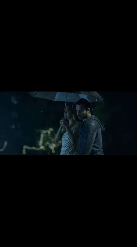 happy monsoon with my favourite video Song😘