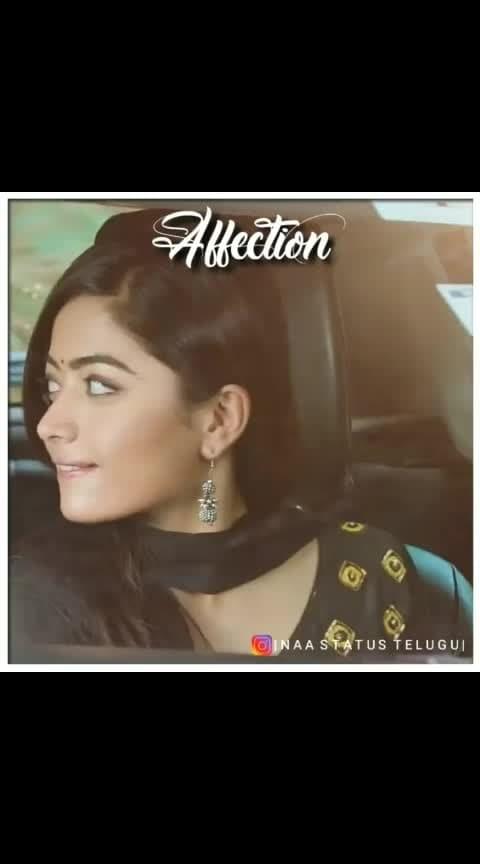 #affection