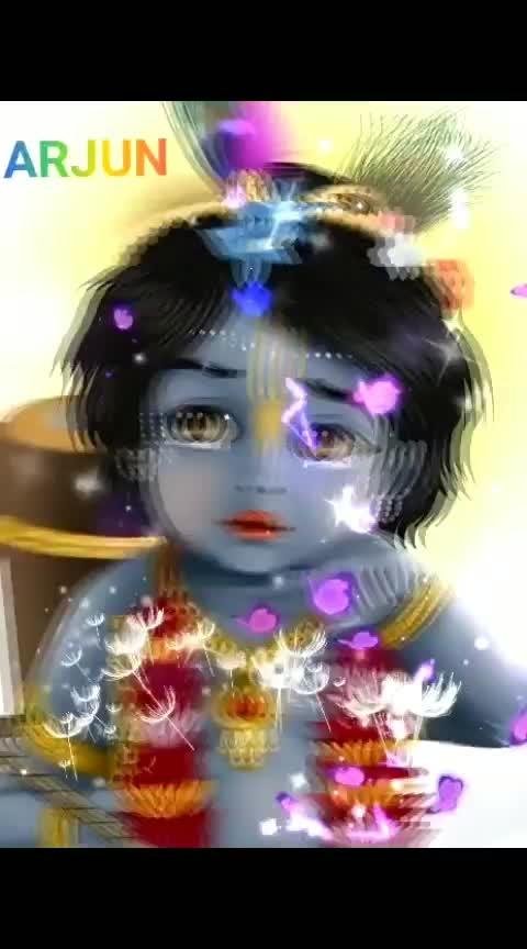 #krishnalove #ropo-bhakti #saam savere dekhu tujhko