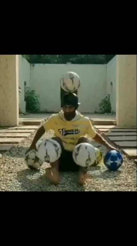 what a football player