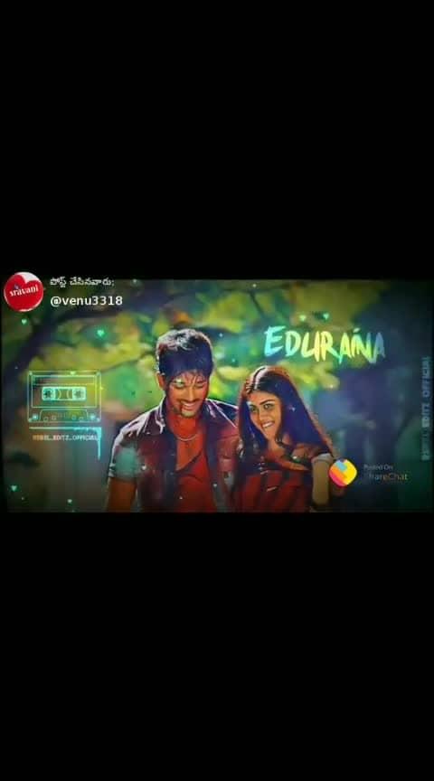 This song... 💖 💖 #egiremabbulalona #happy #alluarjun #stylishstar #genelia #tollywood #roposo #filmistaan #beats #roposobeats #trending