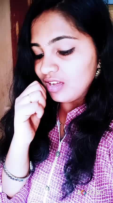 Athaya mamayalni adiga ani chepansi😛 #roposo #dramabaz #pravalli