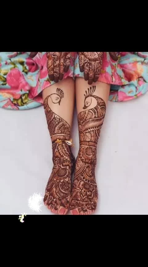 #full#leg#mendhi design