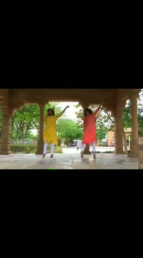 #Repost @akshiatreya_ -  Hope you guys liked our rendition on beautiful song 'Ek ladki ko dekha to aisa laga' by @darshanravaldz  @rochakkohli @sonamkapoor  @anilskapoor  LINK IN BIO!! . . . . Performing with @mahimaladdha 💗 Choreography by @akshiatreya_ Shot and edited by @sumitnarnaulia  For more videos, follow @___zenith__  #bollywood #bollywoodsong #duet #danceislove #dance #zenith #danceofyou #indiandancefederation #jodhpur #blue #heaven #love #ekladkikodekhatoh #mahimaladdha #youtube #tiktok #akshiatreya #danceraofindia ncers#bluecity #onedancemag #universitydance #darshanraval