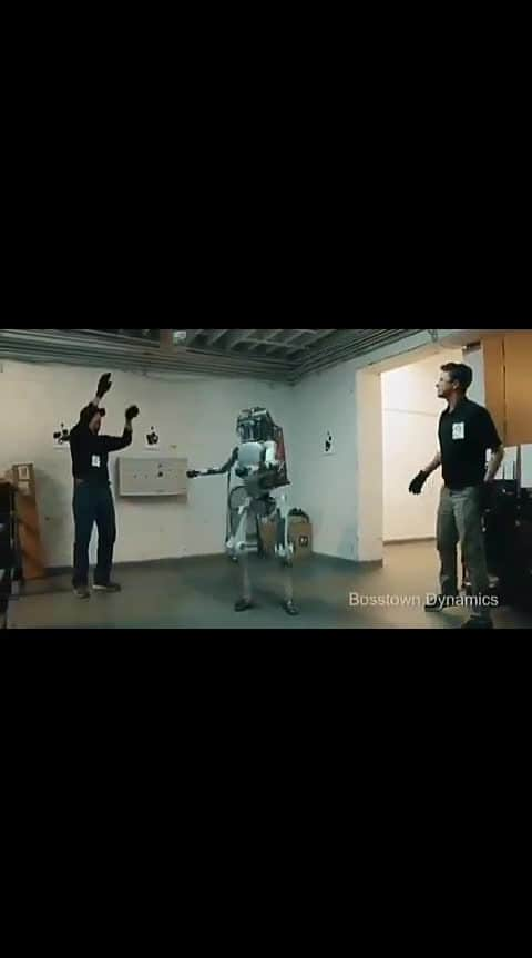 #robot #never mess with #machine