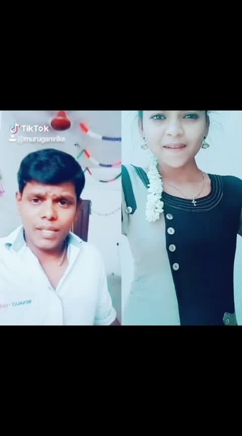 #tamilgirl #mytiktokvideo #likeforlike