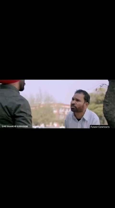 ishq ki honda suno jra 😂😂 part -3 #harby_sangha #qismatmovie #roposo-comedy #ropo-punjabi #comedy #punjabi-movie-scene #india-punjab