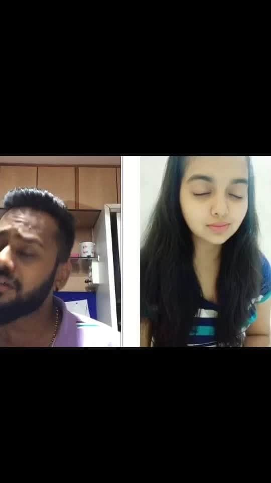 Collab with Nidhi Hegde❤️ singing one of our favourite composition - Gaayeja by Mahesh Kale ji and Kaushiki Chakraborty ji