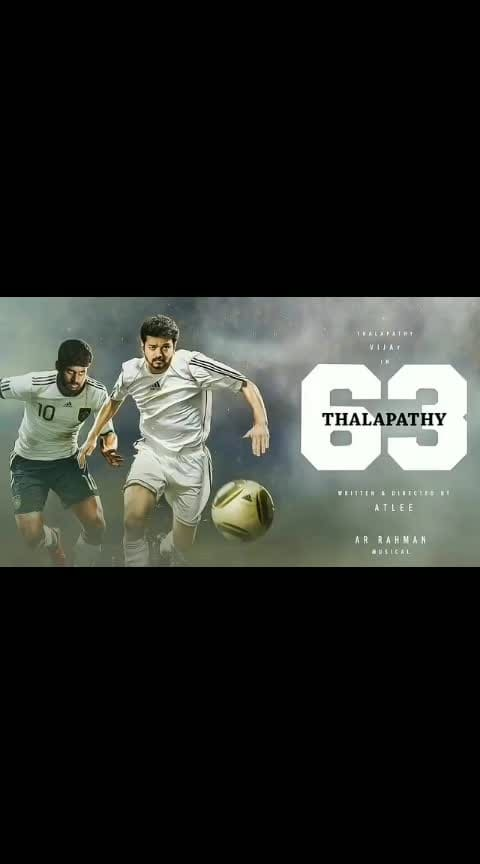 #thalapathy63 #thalapathyvijay #thalapathyveriyan #thalapathyfans #vijayfansforever