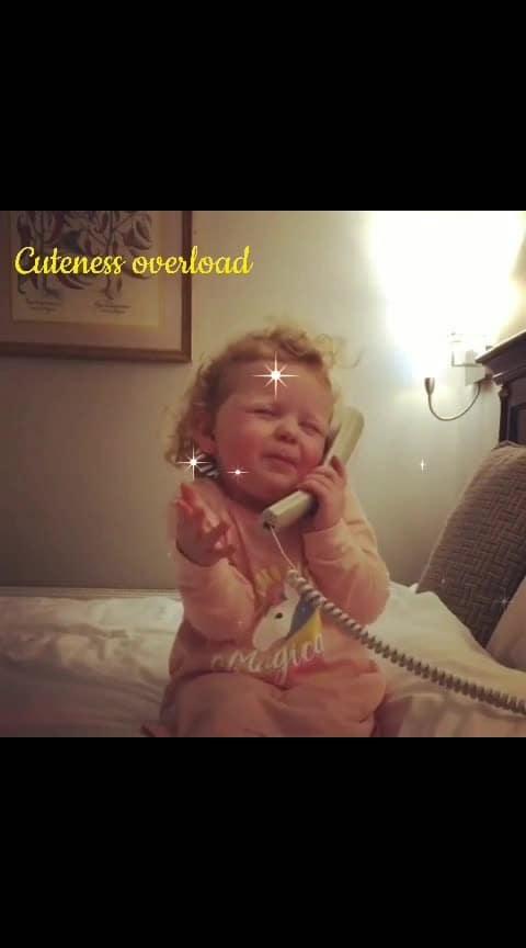 #so-sweet #babygirl #loveness #cutenessoverloaded