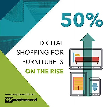#Digital Shopping For #Furniture is On The #Rise  www.waytoonerd.com  #digitalpayment #digitaltrading #makemoney #traderlifestyle #interiordesign #interior #design #homedecor #furnituredesign #geek #developer #startup #gadget #smartphone #dailyfact #didyouknowfacts #quotes #funfacts #amazingfact #like #true #doyouknow #interesting #motivation #awesome #quote #factsonly