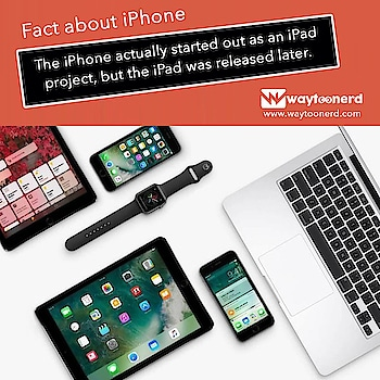 #Fact about #iphone   www.waytoonerd.com  #technology #tech #electronics #software #computer #gadgets #follow #android #instatech #technews #geek #developer #startup #gadget #smartphone #dailyfact #didyouknowfacts #quotes #funfacts #amazingfact #like #true #doyouknow #interesting #motivation #awesome #quote #factsonly