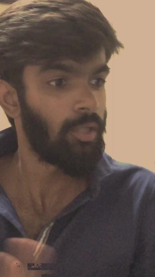 Idhe paarva oru kaalathula kaadhala therinjidhe 😂 #tamilcomedy #roposo-tamil #tamil-hot-joke #hahatvchannel
