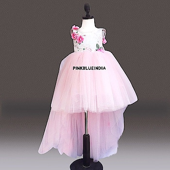 Pink High Low Tulle Girl Party Dress – Kid Girl High-Low Dress Contact :+918000011699 Shop Now : https://www.pinkblueindia.com/organza-baby-girl-frock.html  #kidspartyweardress #flowergirldress #kidsdress #highlowdress #childrensclothing #flowergirl #kidsfashion #birthdaydress #girlweddingdress #babygirldress #babydresses #babyfashion #birthdayfrocks #kidswear #girldress #onlineshopping #babybirthdaydress #kidsbirthdayfrocks #usa #uk #australia #pinkblueindia