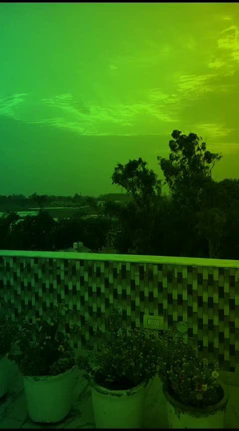#nature #sunset_pics #rivers #senri