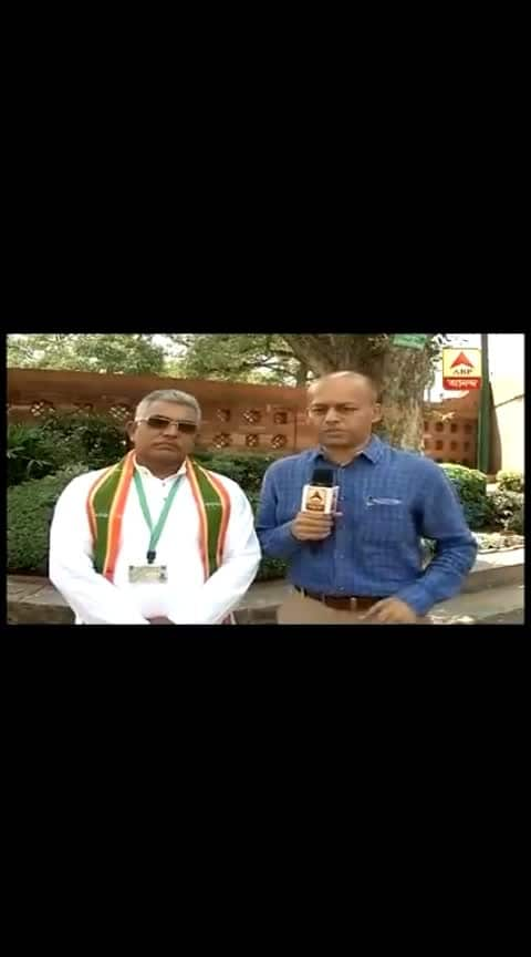 Dilip & Firhad engaged in war of words on cut money issue