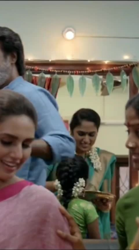 Kannama❤️ #superstar #rajnikanth #thalaivar #humaqureshi #paranjith #kaala #santhoshnarayanan #pradeepkumar #wunderbarfilms #dhanush