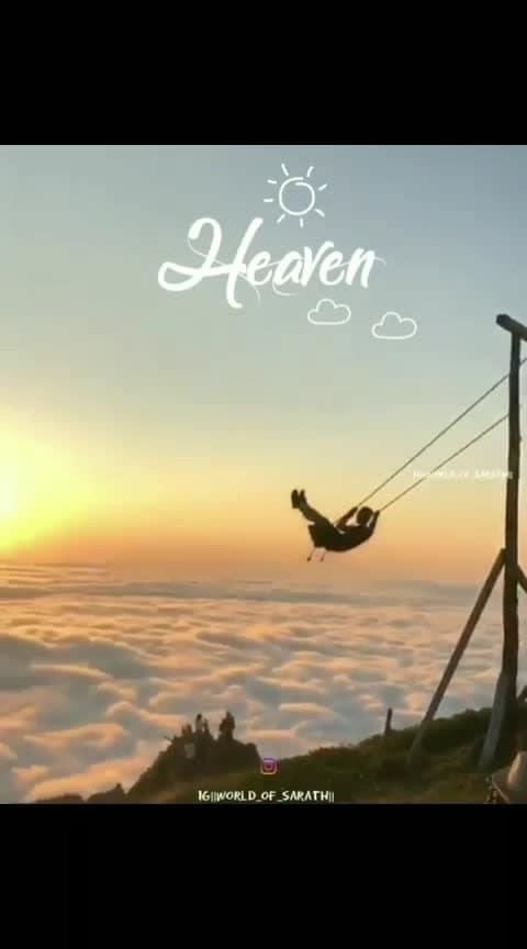 #wow-wonderful #heaven 😍😍😍😍