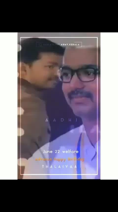 #hbdthalapathyvijay
