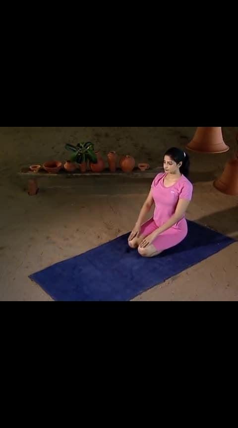 #internationalyogaday2019 ,Sasankabhujangasanam   Yoga for beginners by Yamini Sharma   Health Benefits   Manorama Online