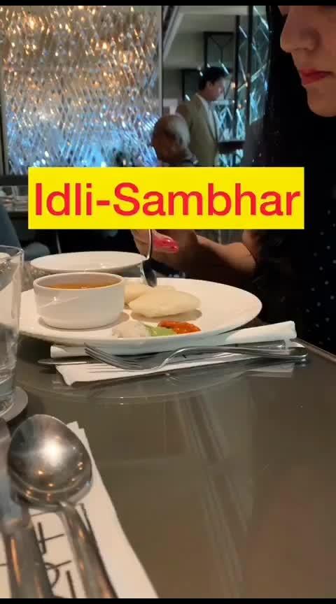 Idli Sambhar for Weight Loss #idli  #sambhar  #southindianfood  #weightlossjourney  #weightloss  #weight  #healthy  #breakfast  #lunchbox  #lunch  #dinner