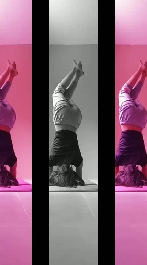 #headstand #movement #control #roposo-dancers #roposo-dance #feeling #moving #roposo-bollywood