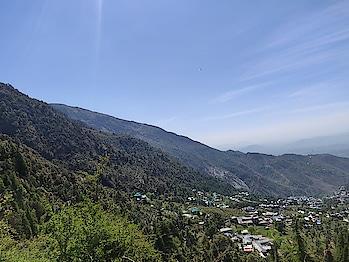 #mcleodganj #mcleodganjdiaries #mcleodganjtrip #Nature #mountains #hiking #sky #trees #rock  #clearsky