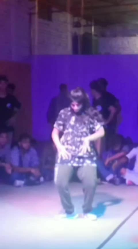 Freestyle!! #hiphopdance