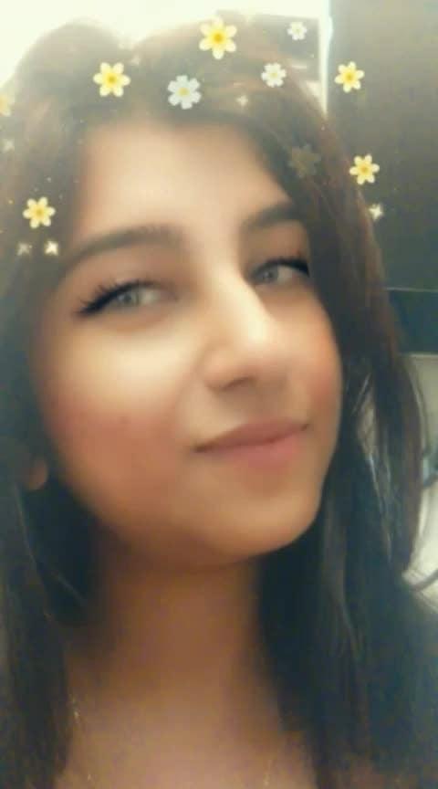 #roposofun #roposovideo ☺☺😍😍😀😀 #anamikachattopadhyaya #naturalbeautyandmakeup  #nbamblog #snapchatfilter #ropo-video #fun #edited