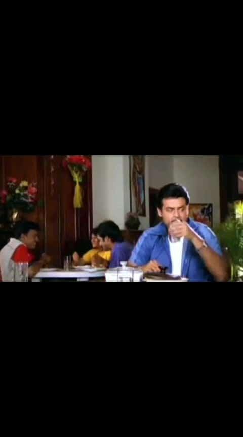 #nuvvunakunachav 💕💕 #venkatesh 😅😅 #aarthiagarwal 😍😍 #scene 👌👌😂 . . . . .