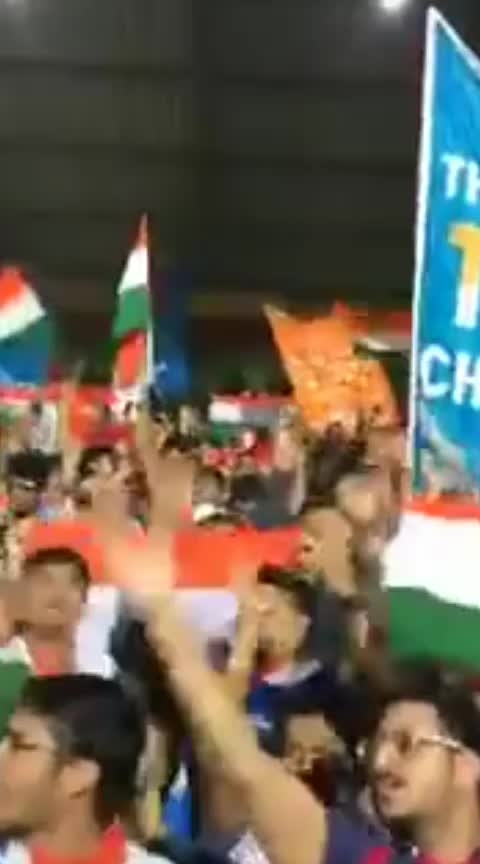 Ind vs Pak match stadium  #vandematram #jaihind #arrahman #celebration_ #josh #viratkohli #rohitsharma #jaspritbumrah #msdhoni7