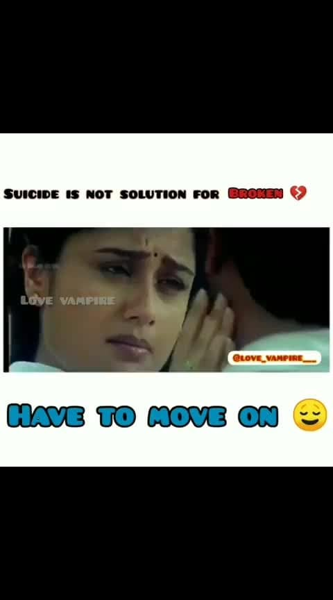 suicide is not a solution guys ,fight for u not until you live until you die  #fighter  #spirituality  #entertainment  #proud-to-be-a-army  #proudindians  #arjun_reddy  #vijaydevarakondafc  #tiktok  #dubsmash  #roposo-entertainment