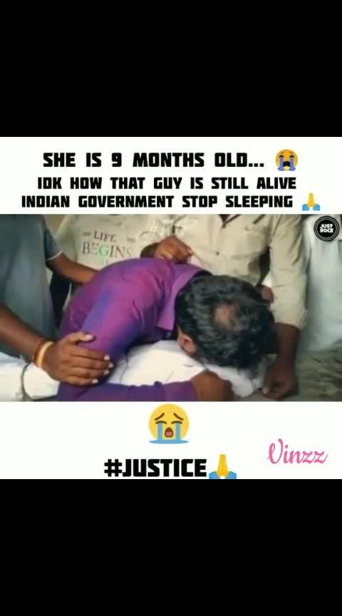 Justice 😢😢😢#vinzz #vinxxx #justice #rape