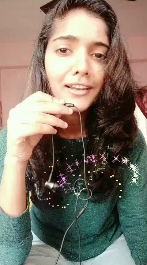 nee jatha ga #neejathaganenundali #shreyaghoshal #roposorisingstar #ownvoicesinging