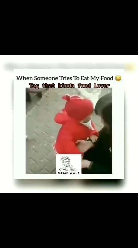 #food #roposo #roposofood #baby #rowdybaby #foodlover #pigeonfeeding #craziness #humans #roposo-cute #cutebaby #funny #haha-fuuny-video #roposofunny #cute-baby #thuglife #thug_life #achievements #achiever #roposo-thuglife