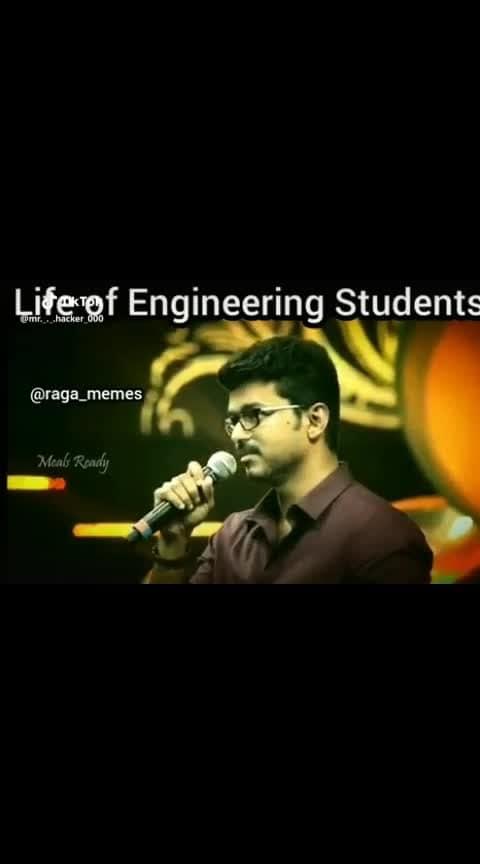 #engineering #students #vijayfans