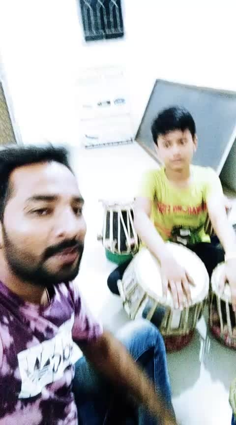 Jugalbandi with  Students