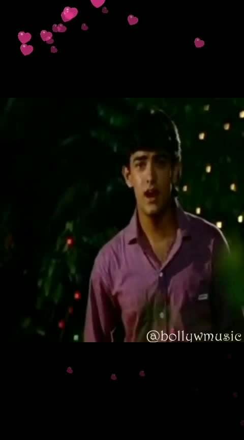 #qayamatseqayamattak #aamirkhanfans #ae_mere_humsafar #uditnarayan #mostpopulaar-song 💕💗💯🌷🌹🥀🥀👈👈