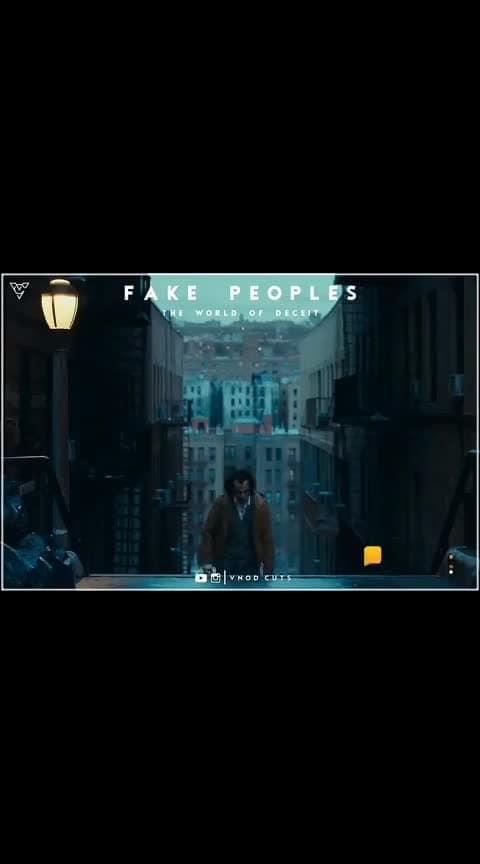 #joker #fakepeople #fakesmile #
