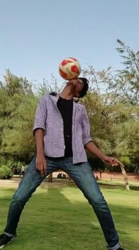uppers master #tekkers #footballer #risingstars #roposo-foryou