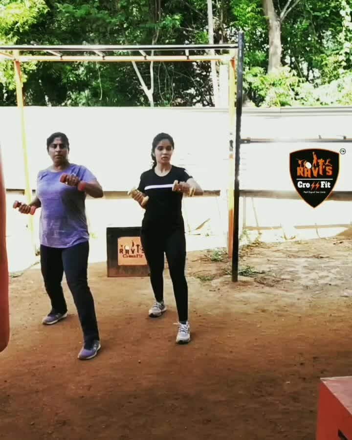 There are many exercises which can help you burn excess fat in the body and get slim.. Body Transformation Expert @raviscrossfitcoimbatore  Here I want mention boxing is a great exercise to shed your excess fat from your body.  Because boxing uses both the cardiovascular and anaerobic systems, the body burns lots of calories in a short time. You may feel thoroughly 'worked out' after a boxing session.  Since it's an intensive exercise that involves a wide range of other activities, boxing helps a person lose weight quickly. You can expect to see results in as little as 4 weeks.  It's also a great way of relieving stress. You feel good after punching.  Also, this form of exercise teaches you the significance of persistence and consistent hard work on your weight loss journey.  #boxing #fitness #mma #UFC #fasterresults #fatloss #weightloss #stressbuster