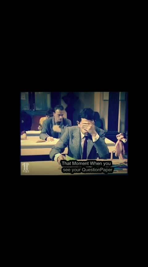 Exam fever  #examtime #exam-funny #exam-commedy #examfever #mrbean