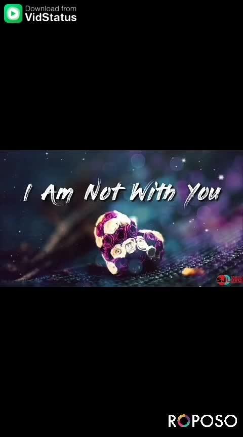#withmy #roposo-emotional #myattitudetoday